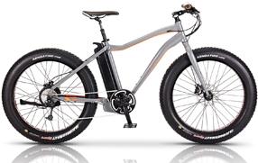 e926d89b5a7 VOLT™ KENSINGTON Step Through E-Bike. BIGFOOT Fat Tyre E-Bike - Electric  Bikes