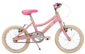 Kids Bikes - Chic 16 inch Wheel