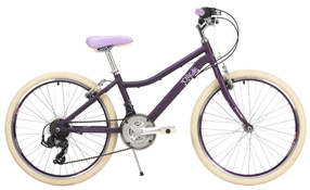 Kids Bikes - Chic 24 inch Wheel