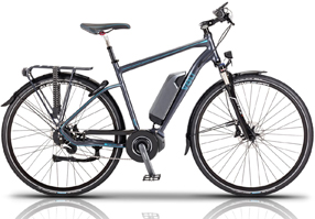 60cdc620a6e INFINITY Shimano Steps E-Bike - Electric Bikes VOLT™ INFINITY