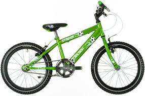 Kids Bikes - Striker 18 inch Wheel