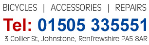 Bicycle Chain Johnstone, Bikes for Sale, Paisley, Glasgow