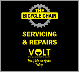 Volt Electric Bikes from Bicycle Chain Johnstone
